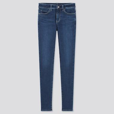 Damen Ultra Stretch Jeans mit mittlerem Bund (Skinny Fit)