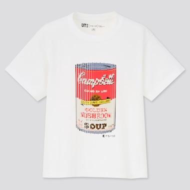 T-Shirt Graphique UT Andy Warhol x Kawamura Enfant