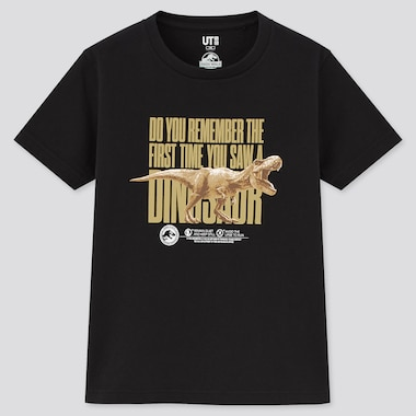 Kids Jurassic World UT Graphic T-Shirt