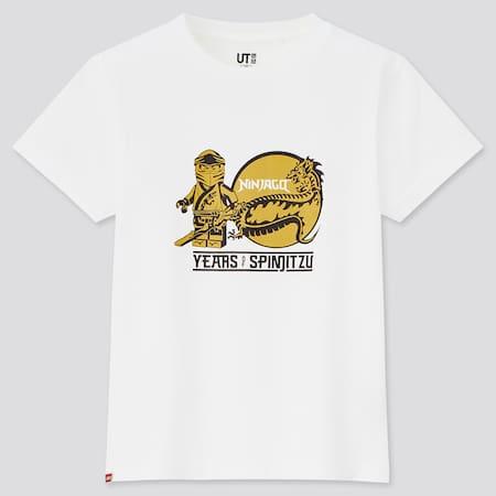 KIDS LEGO® NINJAGO UT Graphic T-Shirt