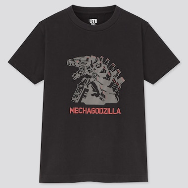 T-shirt Graphique UT Godzilla's World Enfant