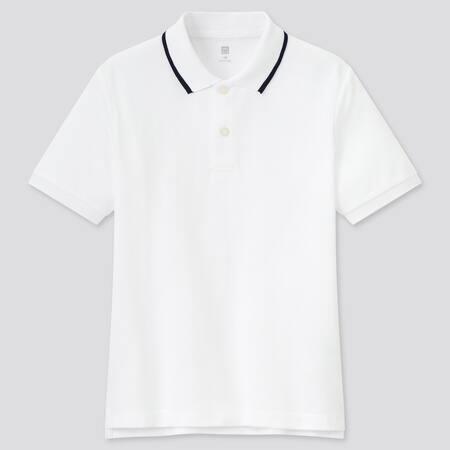 Kids DRY Piqué Polo Shirt