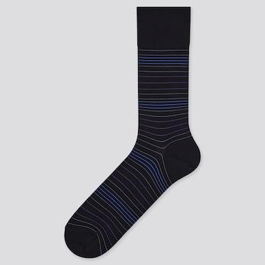 Herren Gestreifte Socken