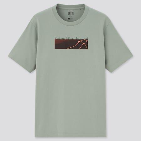 Hokusai Colours UT Graphic T-Shirt