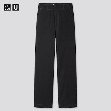 Damen UNIQLO U Jeans (Wide Fit)