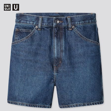 Damen UNIQLO U Jeansshorts