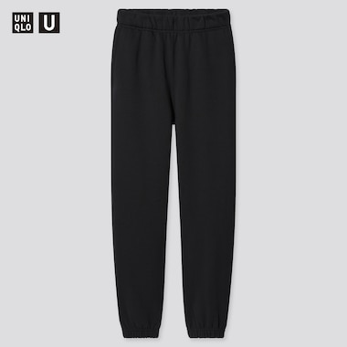 Women U Sweatpants (Online Exclusive), Black, Medium