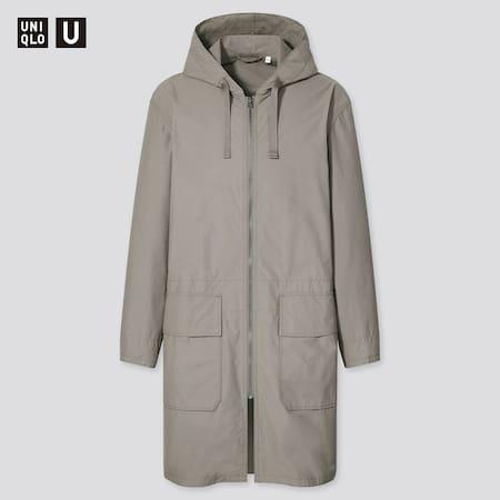 Uniqlo U Hooded Coat