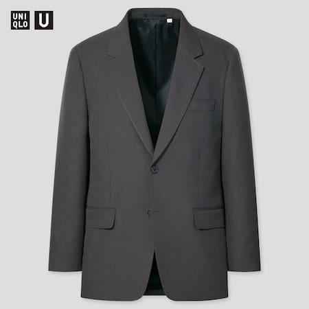 Herren UNIQLO U Blazer (Regular Fit)