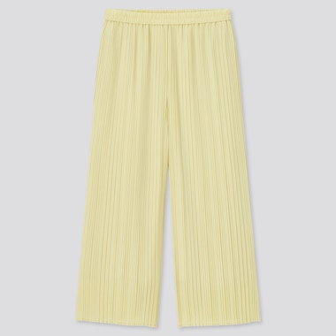 Falda Pantalón Chifón Plisada Mujer
