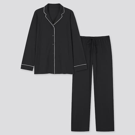 Women AIRism Cotton Pyjamas