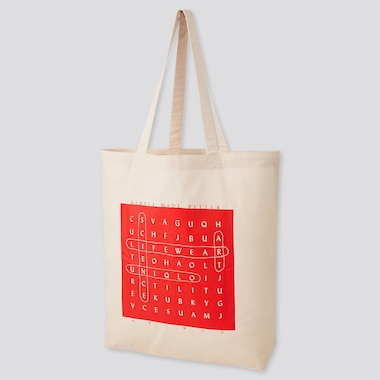 Eco Printed Bag (Medium)