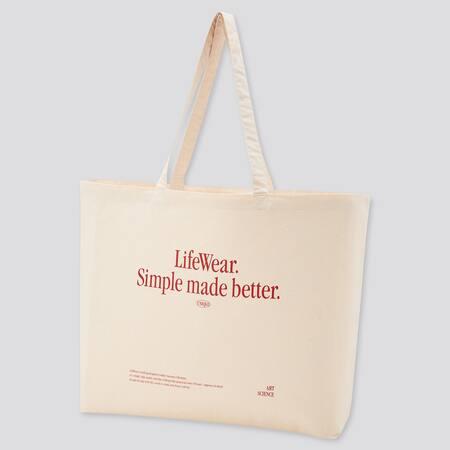 Eco Printed Bag (Large)