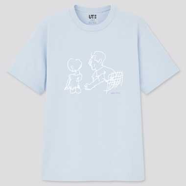 Men Jason Polan UT Graphic T-Shirt