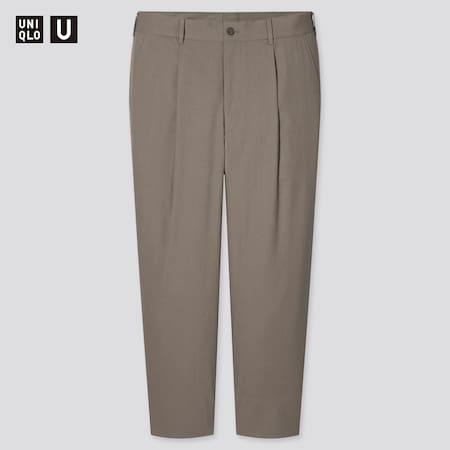 Herren UNIQLO U Tapered Hose (Relaxed Fit)