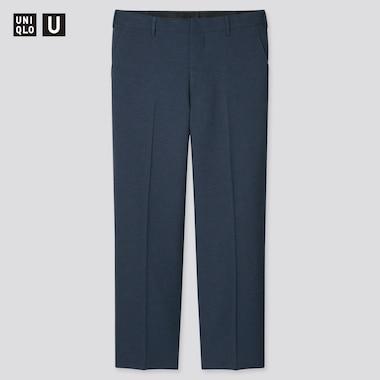 Pantalon Uniqlo U à Pinces Homme (Coupe Droite)