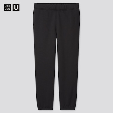 Men Uniqlo U Straight Leg Joggers