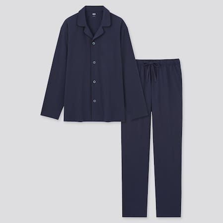 MEN AIRism Cotton Pyjamas