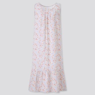 Women Joy of Print Double Gauze Lounge Dress