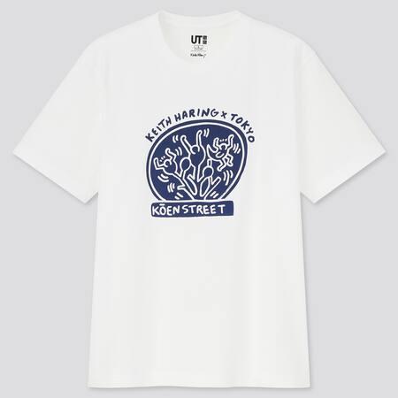 Keith x Tokyo UT Graphic T-Shirt