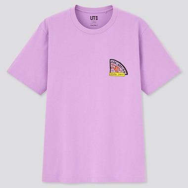 Herren Keith Haring x Tokyo UT Bedrucktes T-Shirt