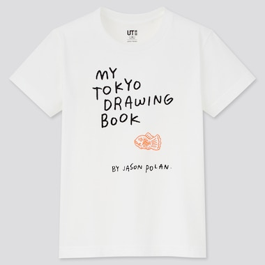 Kids Jason Polan UT Graphic T-Shirt