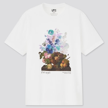 Men Louvre Museum Peter Saville UT Graphic T-Shirt
