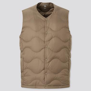 Men Ultra Light Down Compact Vest
