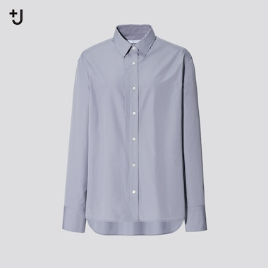 Women +J Supima Cotton Loose Fit Shirt