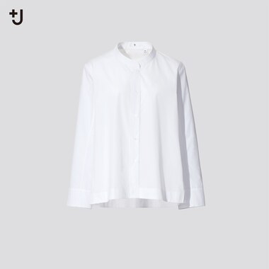 Women +J Supima Cotton Shirt Jacket