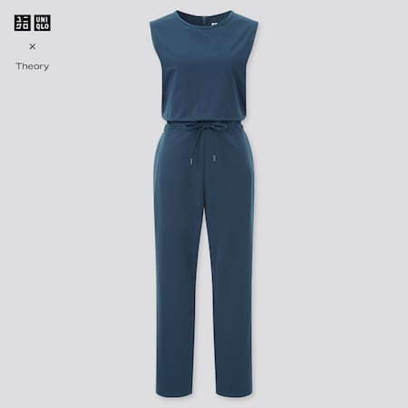 Combinaison Theory Ultra Stretch Sans Manches Femme