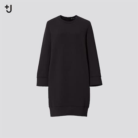 Robe Sweat +J DRY Manches Longues Femme