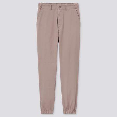 Pantalón Jogger Algodón Elástico Mujer