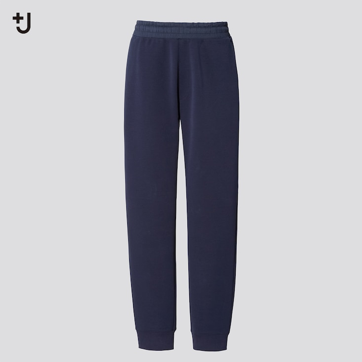 Men +J Dry Sweatpants, Navy, Large