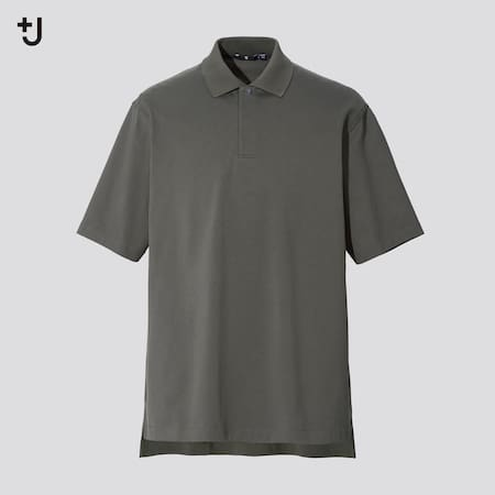 Men +J Relaxed Fit Polo Shirt