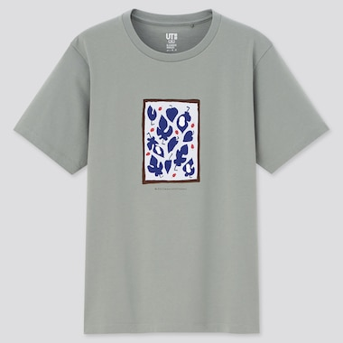 Damen Satoyama Landscapes UT Bedrucktes T-Shirt