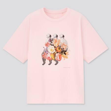 Women Louvre Museum UT Graphic T-Shirt