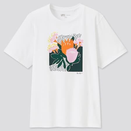 Women Cassie Byrnes UT Graphic T-Shirt