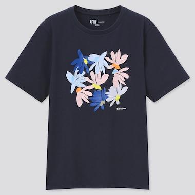 Cassie Byrnes UT Bedrucktes T-Shirt