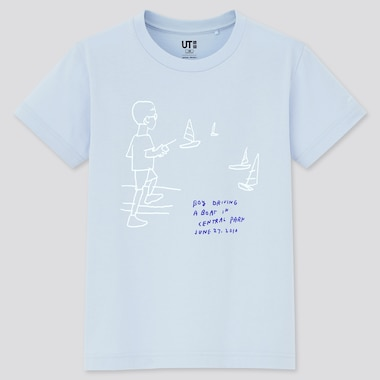T-Shirt Graphique UT Jason Polan Enfant