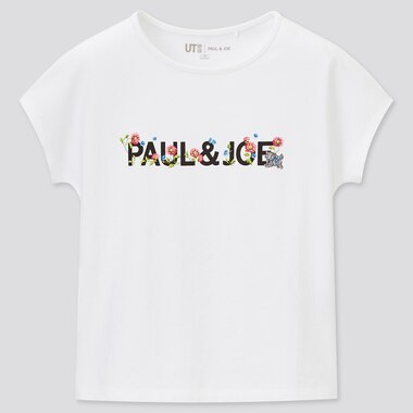 Kids Paul & Joe UT Graphic T-Shirt
