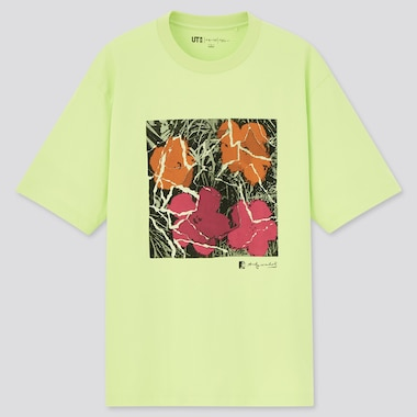 Warhol x Kawamura UT Camiseta Gráfica