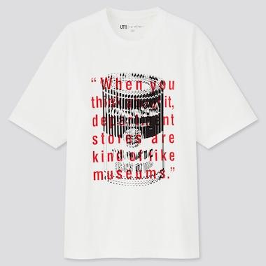 Men Andy Warhol x Kosuke Kawamura UT Graphic T-Shirt
