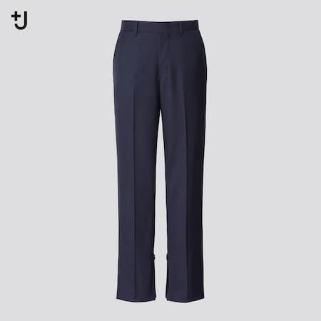 Pantaloni Da Completo +J Lana Slim Donna