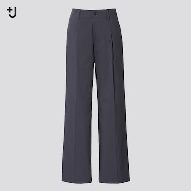 Women +J Wide Leg Trousers