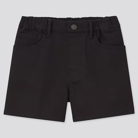 Girls Easy Colour Shorts