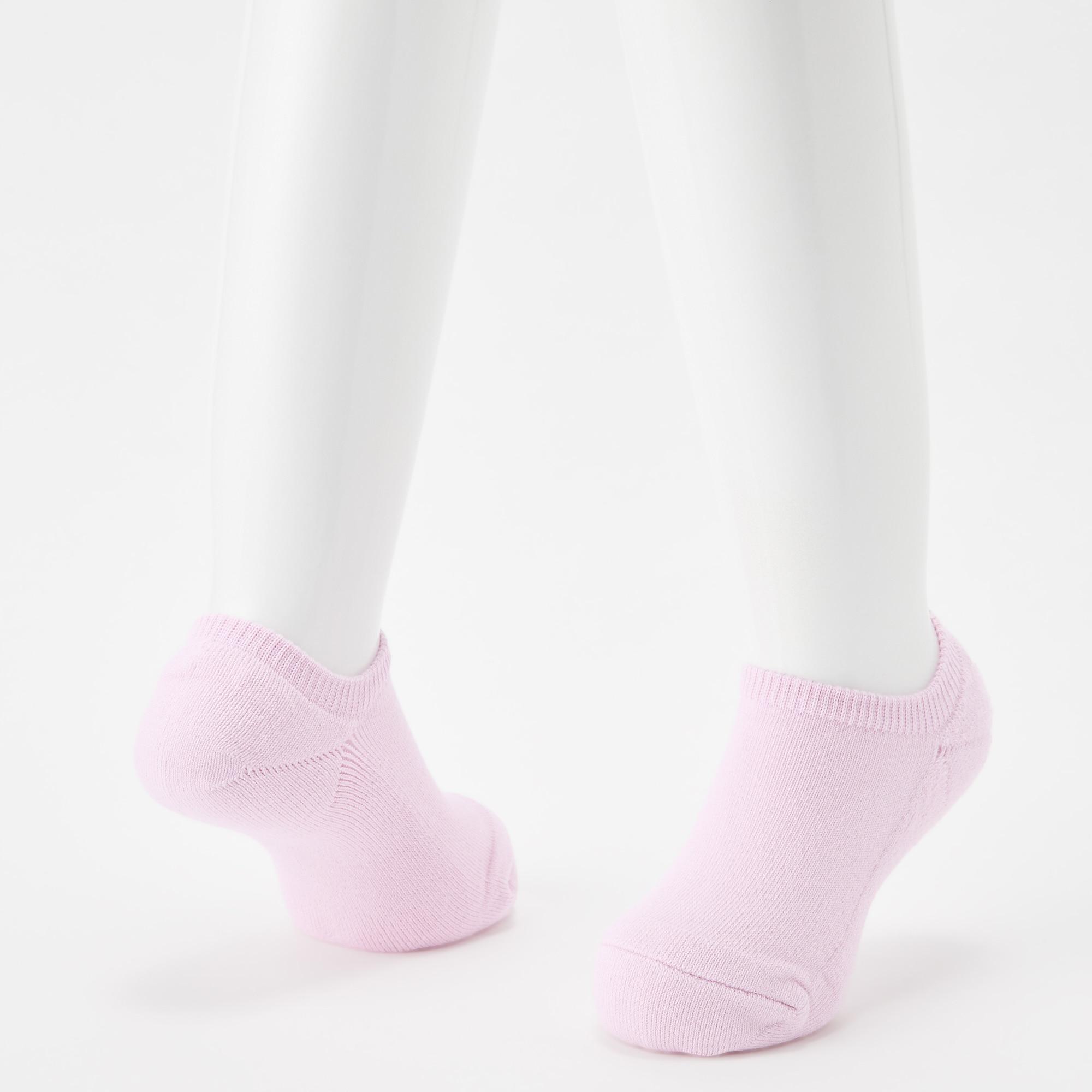 Uniqlo GIRLS SHORT SOCKS (SET OF 3)