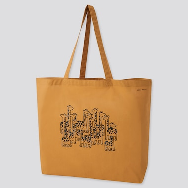 Eco Bag Stampa UT Jason Polan Large