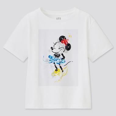 T-Shirt Graphique UT Disney Art by Yuni Yoshida Enfant