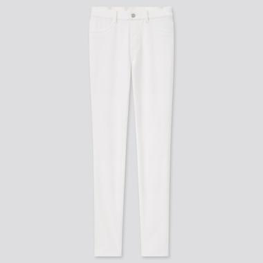 Women Ultra Stretch Leggings Pants (Online Exclusive), White, Medium